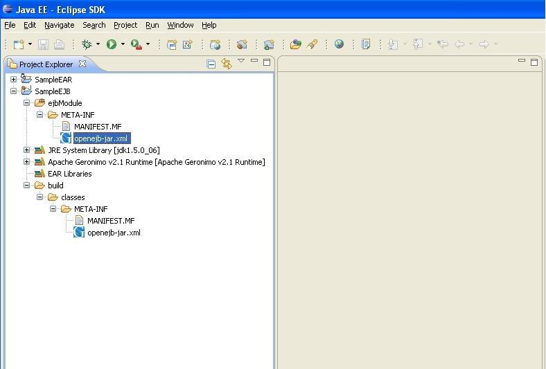 Apache Geronimo v2 2 Documentation: 5-minute Tutorial on