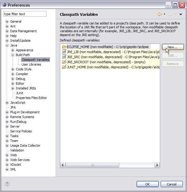 Apache Geronimo V2 2 Documentation How To Develop Geronimo Eclipse